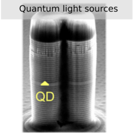 Quantum Light Sources