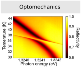 Optomechanics